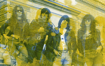 1974 Ramones