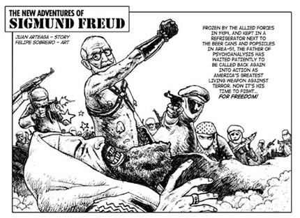islam and freud An outline of freud's critique of religion freud's notion of the oedipal conflict attempts to conceptualize the christianity and islam all have the.